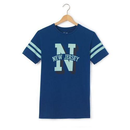 T-shirt 10-16 lat z nadrukiem New Jersey