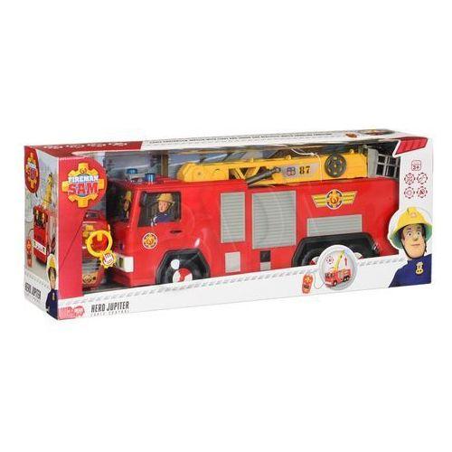 Simba Wóz strażacki Hero Jupiter 203099001038- wysyłamy do 18:30 (4006333048203)