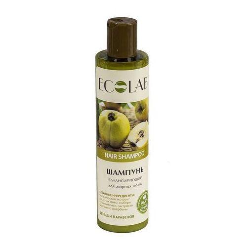 Zrównoważony szampon do przetłuszczających się włosów 250ml EC LAB, 2891-988B7