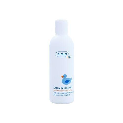 baby olejek do ciała dla dzieci od urodzenia (baby & kids oil) 270 ml od producenta Ziaja