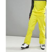 O'Neill Hammer Ski Pants in Neon Yellow - Yellow, kolor żółty