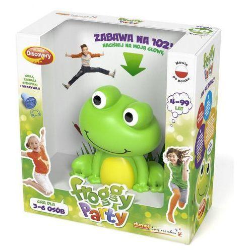 Gra froggy party 5o34a9 marki Dumel discovery