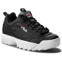 Sneakersy - disruptor low 1010262.25y black marki Fila