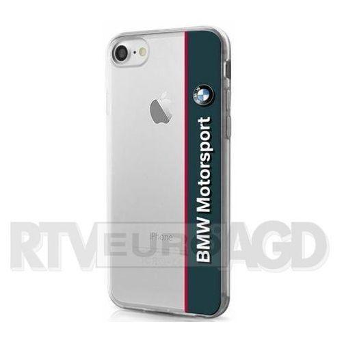 BMW Etui Hard do iPhone 7 granatowe-transparentne (BMHCP7TVNA) Darmowy odbiór w 20 miastach!, towar z kategorii: Futerały i pokrowce do telefonów