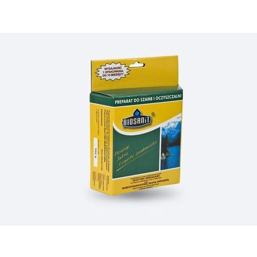 Preparat do szamb i oczyszczalni biosanit 500g marki Aquafor
