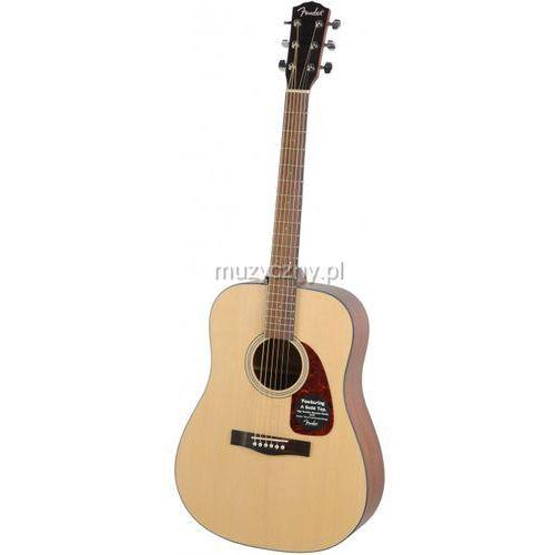 Fender  cd-140 s nat v2 gitara akustyczna, matowa