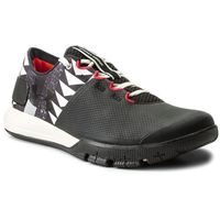 Under armour Buty - ua charged ultimate 2.0 ali 1302752-001 blk/stn/blk