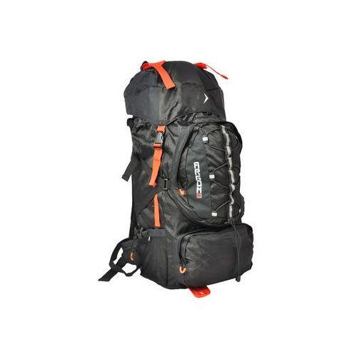 Plecak turystyczny 60l pcg603a  - czarny - czarny marki Outhorn