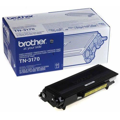 oryginalny toner tn3170, black, 7000s, brother hl-5240, 5250dn, 5270dn, 5280dw marki Brother