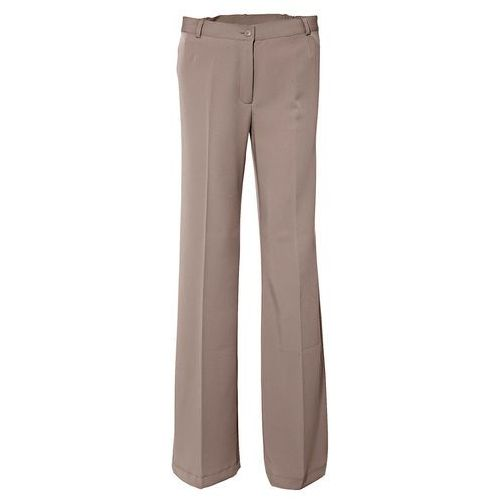 Spodnie przecidweszczowe bonprix kobaltowy