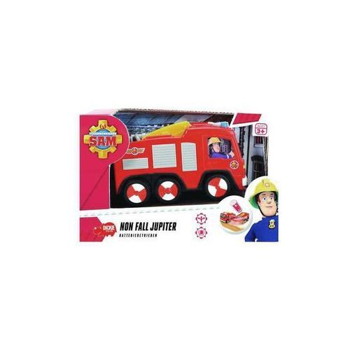 Simba strażak sam jupite r niespadający14 cm marki Dickie