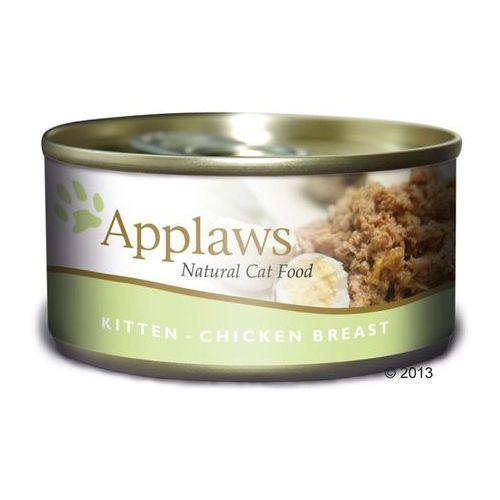 APPLAWS Natural Cat Food Dla Kociąt tuńczyk 70g