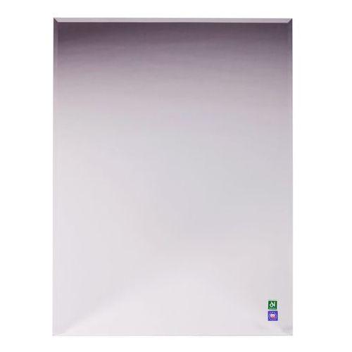 Lustro łazienkowe bez oświetlenia prostokątne 80 x 60 cm marki Dubiel vitrum