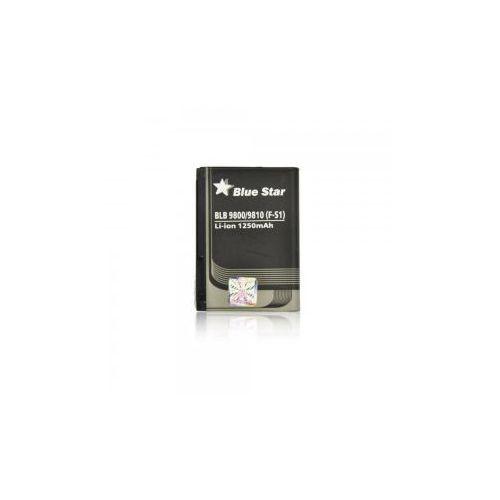 Bateria BlackBerry 9800/9810 (F-S1) 1250 mAh Li-Ion Blue Star