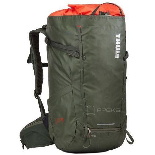 stir 35l plecak turystyczny damski / podróżny / dark forest - dark forest marki Thule