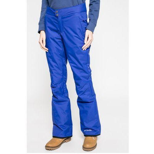 - spodnie snowboardowe on the slope marki Columbia