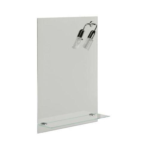 Lustro łazienkowe RICO 1, kolor biały