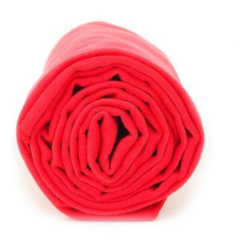 Dr.bacty Ręcznik szybkoschnący l czerwony - czerwony