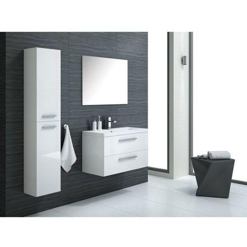Elita Zestaw łazienkowy szafka z umywalką 80 + słupek (00536271)