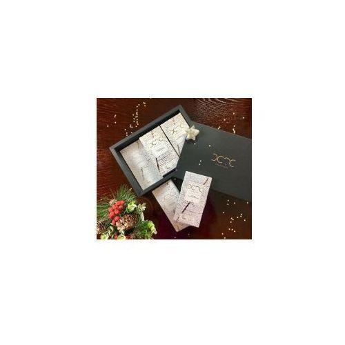 - zestaw prezentowy (biała linia) (700 g) marki Octochocolate
