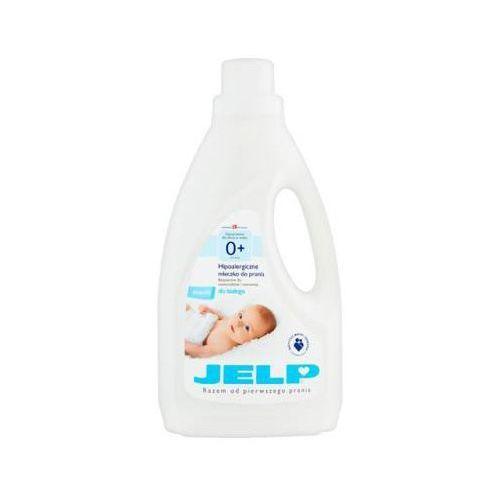 JELP 1,5l Hipoalergiczne mleczko do prania białych tkanin 0m+ (18 prań)