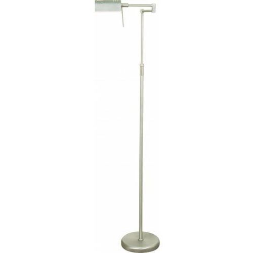 Steinhauer MEXLITE lampa stojąca Stal nierdzewna, 1-punktowy - Nowoczesny - Obszar wewnętrzny - MEXLITE - Czas dostawy: od 4-8 dni roboczych