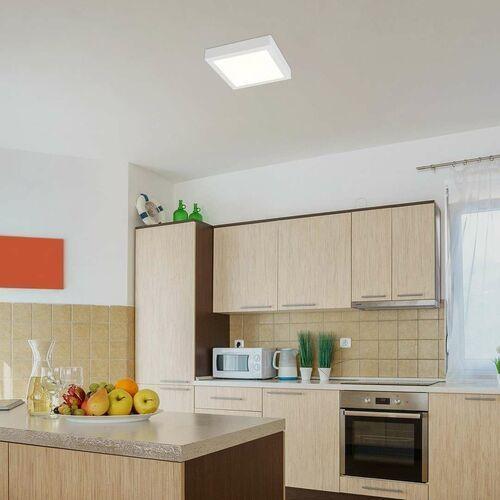 Rabalux Plafon lampa sufitowa lois 2664 minimalistyczna oprawa kwadratowa led 18w kinkiet biały (5998250326641)