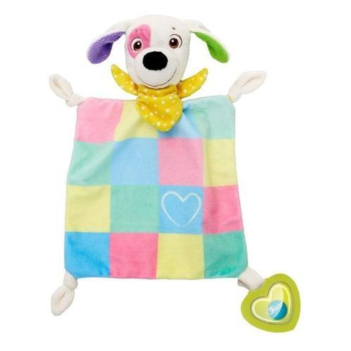 Chicco First love: kocyk piesek charlie (8058664067220)