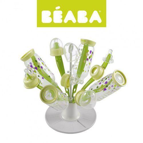 składana suszarka do butelek i smoczków kwiat neon kolekcja 2017 marki Beaba