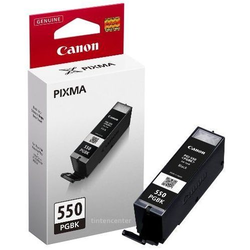 Canon  tusz black pgi-550bk, pgi550bk, 6496b001