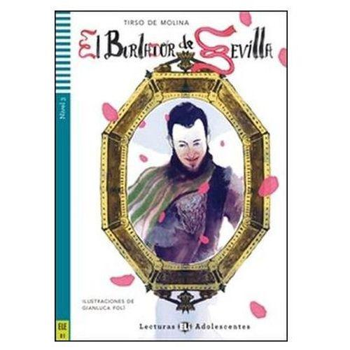 Lecturas ELI Infantiles y Juveniles - El Burlador de Sevilla + CD Audio, ELI