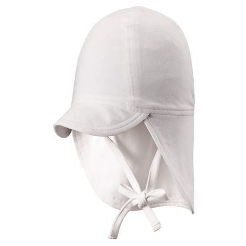Reima Kapelusz przeciwsżoneczny varpu biały - biały (6416134788693)