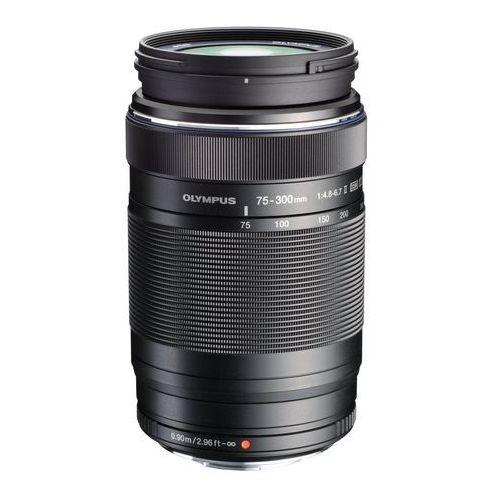 m.zuiko ed 75-300mm f/4.8-6.7 (czarny) - produkt w magazynie - szybka wysyłka! marki Olympus