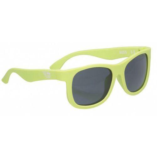 navigator okulary przeciwsłoneczne dla dzieci (3-5) sublime lime marki Babiators