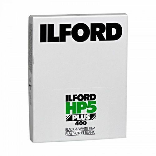 "ILFORD HP 5 400 4x5""/25 szt., 019498629174"
