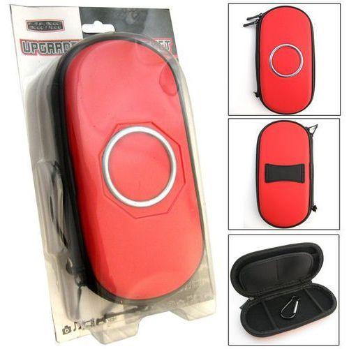 OKAZJA - ETUI POKROWIEC DO PSP PORTABLE-czerwony