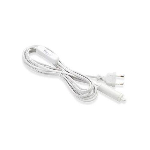 expand 107523 kabel startowy 3,5m wtyczka/gniazdo przyłączeniowe biały marki Markslojd
