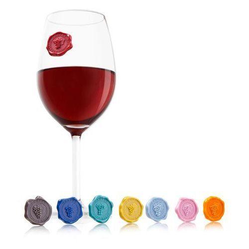 Vacu vin Znaczki na szklanki i kieliszki klasyczne odbierz rabat 5% na pierwsze zakupy (8714793108646)
