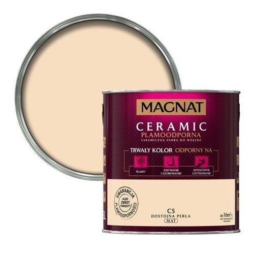 Farba Magnat Ceramic dostojna perła 2,5 l (5903973108733)