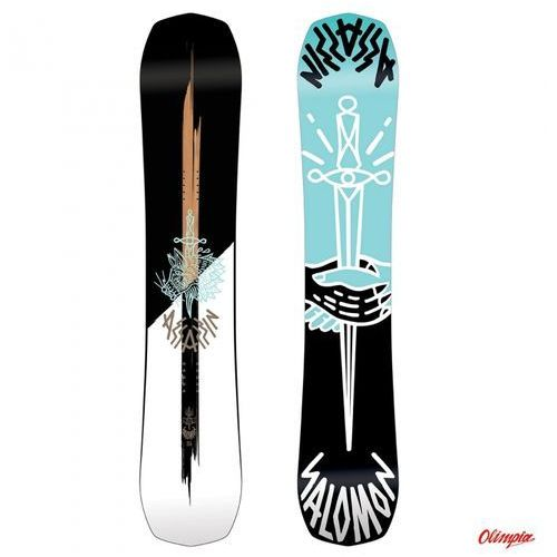 Deska snowboardowa Salomon Assassin 2018/2019