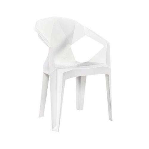D2 Krzesło w całości z polipropylenu siste