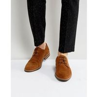 Tommy Hilfiger Daytona Suede Derby Shoes in Brown - Brown