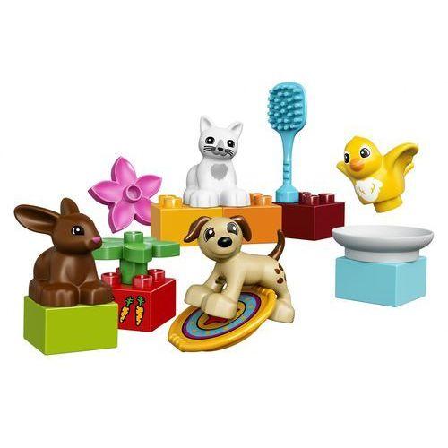 Lego DUPLO Zwierzątka domowe 10838 - BEZPŁATNY ODBIÓR: WROCŁAW!
