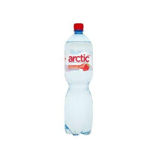 Hoop Woda arctic niegazowana truskawkowa 1,5 l (5901597867135)