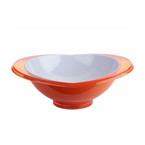 Salaterka 28 cm bugatti glamour pomarańczowa marki Casa bugatti
