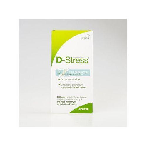 D-Stress tabletki 40 szt. (5902020661290)