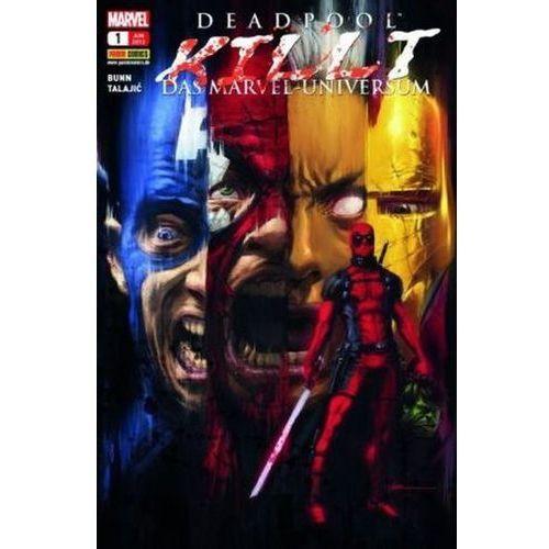 Deadpool killt das Marvel-Universum (9783862017751)