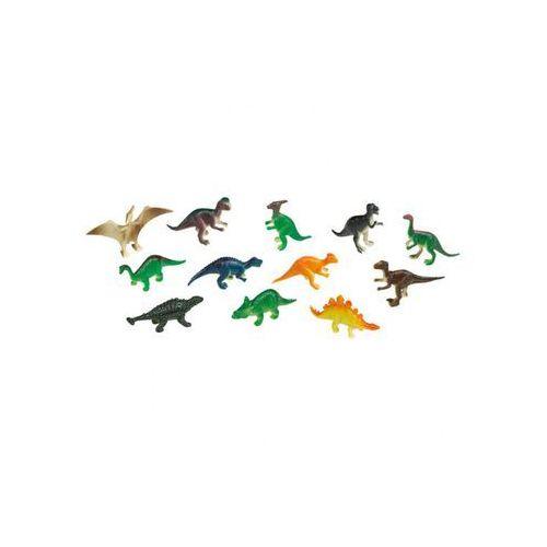 Amscan Figurki dinozaury - 8 szt. (0013051626181)