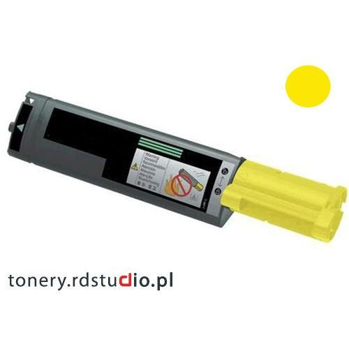 Quantec Toner do epson aculaser cx21n cx21nc cx21nfc cx21nfct cx21nft - zamiennik yellow darmowa wysyłka