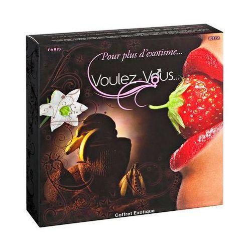 Voulez-vous... Zestaw akcesoriów na prezent - gift box exotics